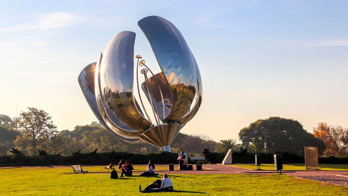 Plaza de las Naciones Unidas - Buenos Aires - ATN Travel Services