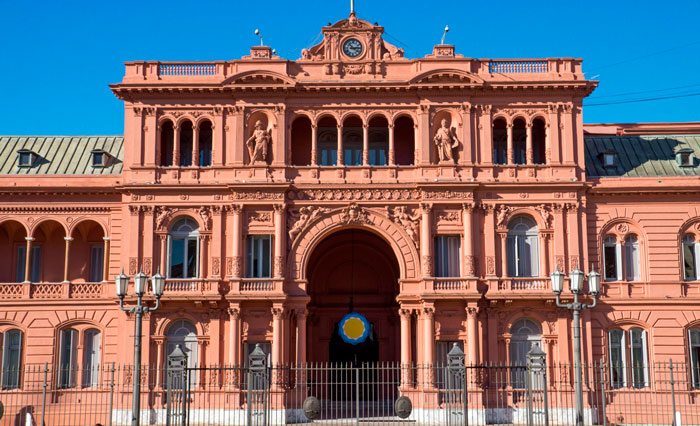 Casa Rosada - Buenos Aires - ATN Travel Services
