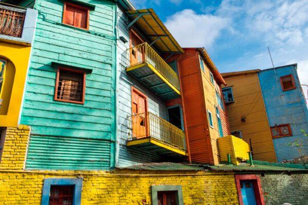 La Boca - Buenos Aires - ATN Travel Services
