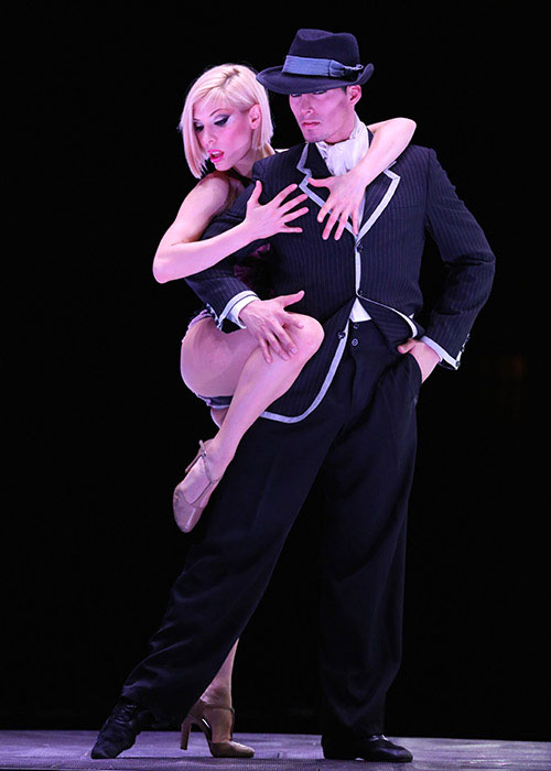Tango shows in Buenos Aires - ATN Travel Services