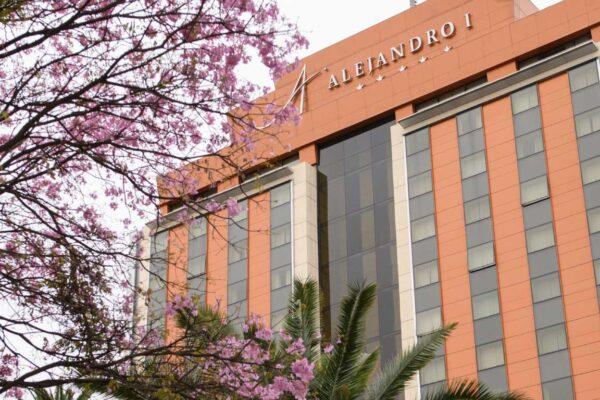 Hotel Alejandro I Salta