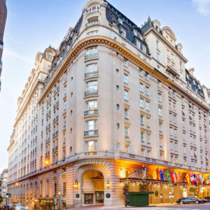 Alvear Palace Hotel in Recoleta, Buenos Aires