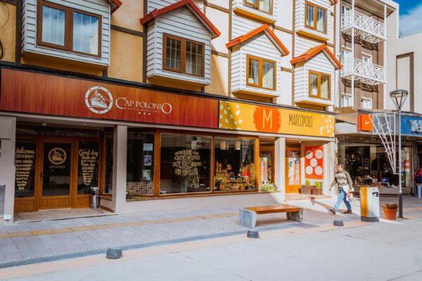 Hotel Cap Polonio Usuahia