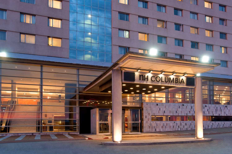 Hotel NH Columbia Montevideo