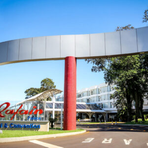 Hotel Rafain Palace Cataratas