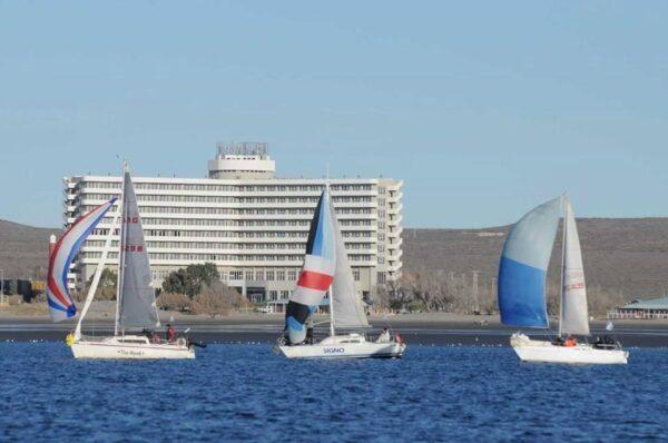 Hotel Rayentray Puerto Madrin