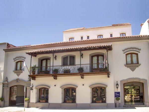 Hotel Solar de la plaza Salta