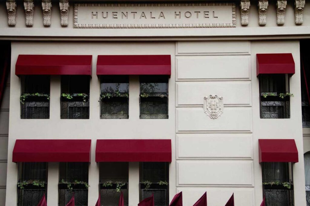Huentala Hotel Mendoza
