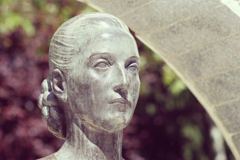 Eva Peron Tour, a woman who changed History