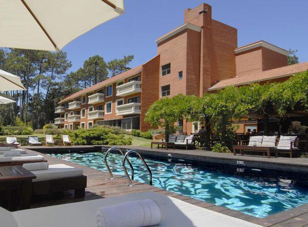 Barradas Parque Hotel & Spa en Punta del Este, Uruguay. Puede reservarlo con la Agencia de Viajes ATN Travel Services.