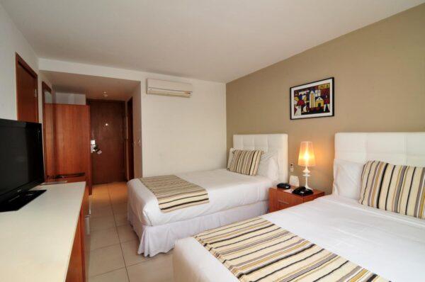 Hotel Dazzler Colonia, Uruguay. Puede reservarlo con la Agencia de Viajes ATN Travel Services. Booking Dazzler Colonia Hotel with us, ATN Travel Services, Travel agency.