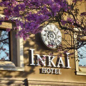 Hotel Inkai en la Ciudad de Salta, Argentina. Puede reservarlo con la Agencia de Viajes ATN Travel Services. Booking Inkai Hotel in Salta, Argentina with us, ATN Travel Services, Travel agency.