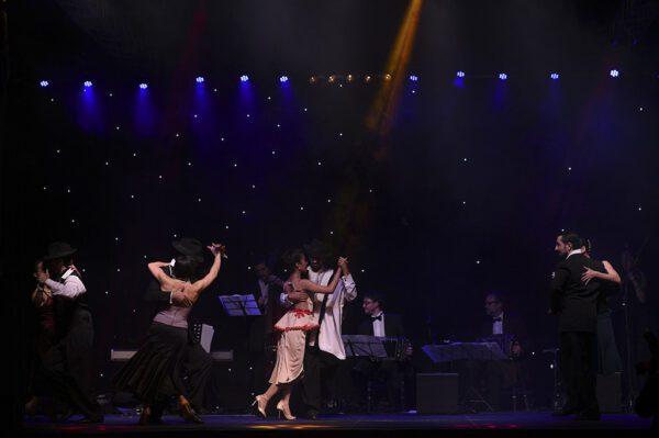 Cena y Tango Show en El Viejo Almacén Buenos Aires