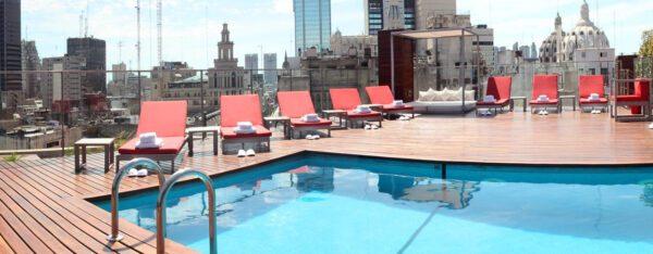 Hotel 725 Continental en Ciudad de Buenos Aires, Argentina. Puede reservarlo con la Agencia de Viajes ATN Travel Services.