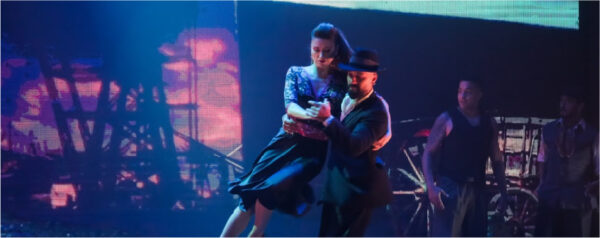 Dinner and Tango Show in Madero Tango Buenos Aires