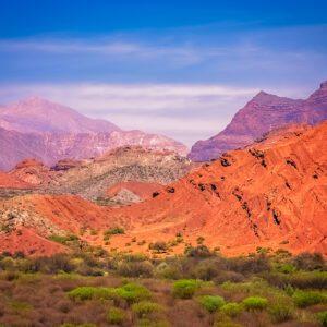 Quebrada de Humahuaca, Salta, Argentina. ATN Travel Services Travel Agency.